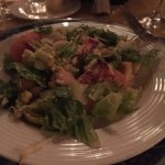 Ceasar's Salad made at the table