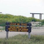 Bilde fra Mustang Island State Park