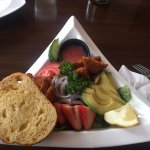 Summer Salad, West Coast Food House, 6060 West Island Highway | Qualicum Beach, Qualicum Beach,