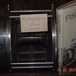 One of Zane Grey's reels (1 of only 25 made circa 1930)