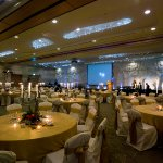 The remarkable Redwood Suite in the Business and Conference area
