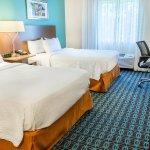 Fairfield Inn & Suites Sioux Falls照片