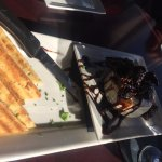 Baked Brie Appy,Blackfin Pub  132 Port Augusta St, Comox, British Columbia