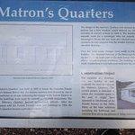 Matrons Quarters Info