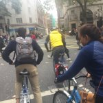 Bike tour London