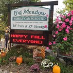 Big Meadow Family Campground