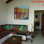 """"""" Waterfront Villa""""- 1x Bedroom."""