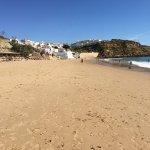 Lovely sandy beach