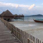 Telunas Beach Resort Görüntüsü