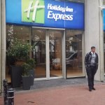 Holiday Inn Express Cape Town City Centre Foto