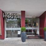 Φωτογραφία: Novum Hotel Savoy Hamburg Mitte