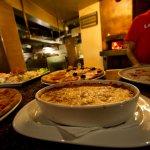 lasagne et pizza