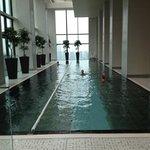 City view pool