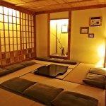 Chajovna - japonská místnost