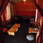 Chajovna - indická místnost
