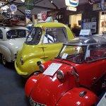 Bubble cars at Lakeland Motor Museum