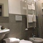 Room 121 bathroom.