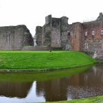 Rothesay Castle dating back to 13th Century