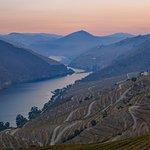 Sunrise over the Douro