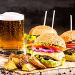 We Have a Huge Selection of Burgers!!!