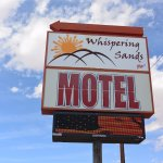 Whispering Sands Motel Foto