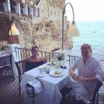 Foto de Hotel Ristorante Grotta Palazzese