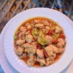 Chicken sote, very delicious!