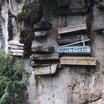 Photo de Cercueil suspendus de Sagada