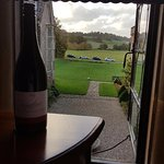 View from Jane Seymour plus bottle of complimentary wine!