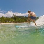 Great Surf at Kata Beach
