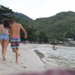 Thong Takhian Beach (Silver Beach) Foto
