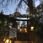 Entrance to Arnyas