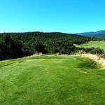 Panorama from the 12th tee