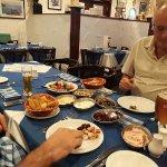 Greek Meze starters