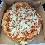 Fantastic pizza...