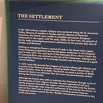 The setlement