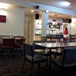 Birkenhead RSA dining room
