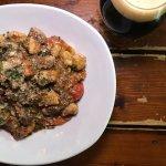 Lamb Ragu off the seasonal menu