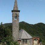 Passo della Cisa - Santuario della Madonna della Guardia