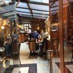 restaurant/breakfast room Hotel Rubinstein
