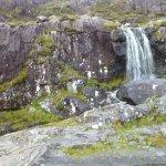 Waterfall - Conor Pass