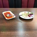 tiny salad plate