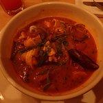 PARIHUELA seafood stew was divine