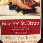 Foto de Houston Street Bistro