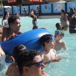 piscina com ondas water park