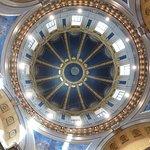 The Rotunda Dome!
