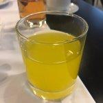 """orange"" juice"