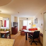 Two-Bedroom Suite - Living Room
