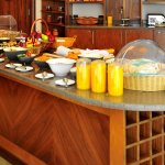 Staybridge Suites Cairo - Daily complimentary breakfast
