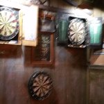 Darts, of course!